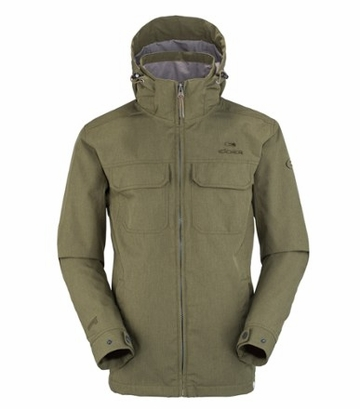 Eider Mens Roc De Chere 2.0 Jacket Kaki Green