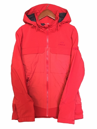 Eider Mens Rocalden Jacket Crimson Red