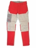 Eider Mens Rocalden Pant Crimson Red/ Misty Grey