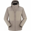 Eider Mens Saguaro Jacket Faint Brown