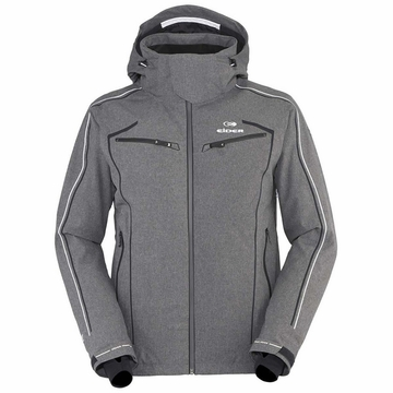 Eider Mens Sapporo Jacket 2 Ghost Heather