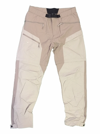 Eider Mens Secchi Zip Off Pant 2.0 Faint Brown