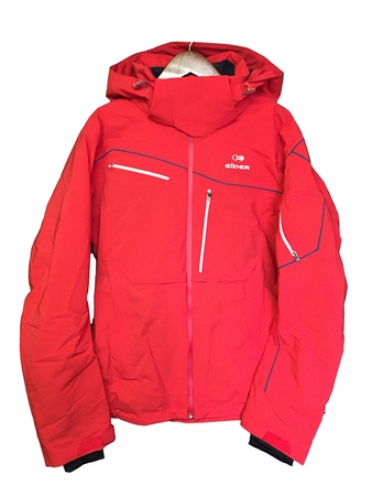 Eider Mens Sestriere Jacket 3.0 Red Lava (Close Out)