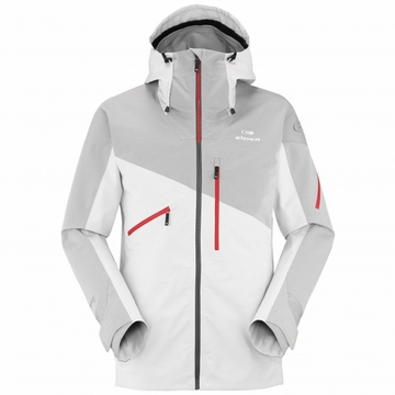 Eider Mens Shaper Jacket Alaska White