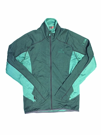 Eider Mens Shiftwool Jacket Ascent Green