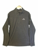 Eider Mens Skyang 1/2 Zip Ghost Steel