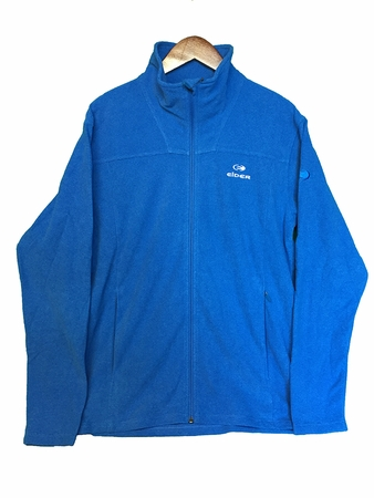 Eider Mens Skyang Jacket Active Blue/ Vivid Blue