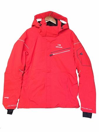 Eider Mens Solden Jacket 2.0 Fiery Red