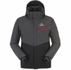 Eider Mens Solden Jacket 3.0 Ghost Grey/ Black