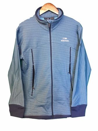 Eider Mens Spigolo Jacket 2 Sky Blue/ Night Blue