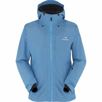 Eider Mens Stair Case Jacket Wild Blue