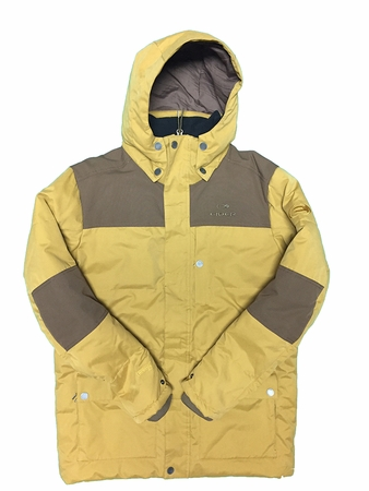 Eider Mens Sulens Down Jacket Bronze/ Driftwood