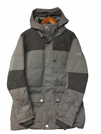 Eider Mens Sulens Down Jacket Raven/ After Dark