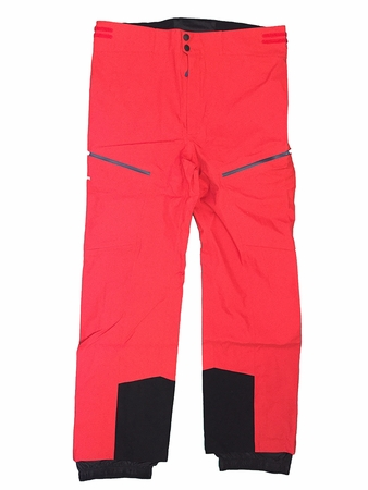 Eider Mens Swiftguard Windstopper Pant Red Lava