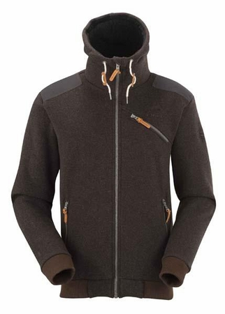 Eider Mens Talloires II Jacket Dark Marron