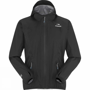 Eider Mens Target Knit Spirit Jacket Black