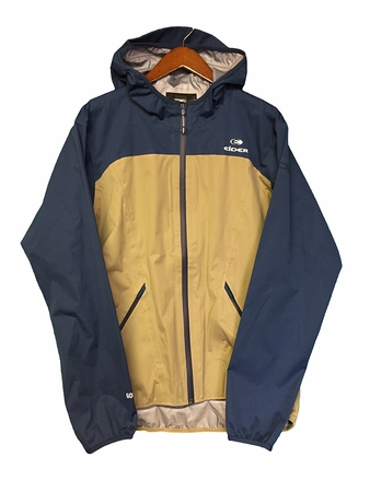 Eider Mens Target Knit Spirit Jacket Poseidon/ Pebble