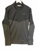 Eider Mens Tignes 1/2 Zip Black/ Ghost Heather