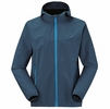 Eider Mens Tonic Jacket Blue Sense