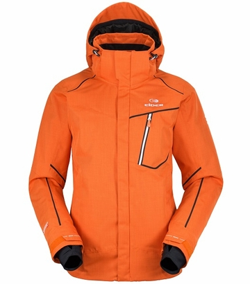 Eider Mens Val Gardena Jacket Fiery Canyon