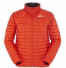 Eider Mens Yomba Light Jacket 2 Red Lava