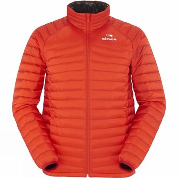Eider Mens Yomba Light Jacket Fiery Moab