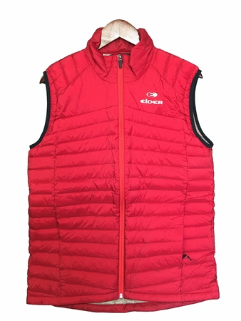 Eider Mens Yomba Light Vest Chili Pepper