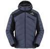 Eider Mens Yomba Mix Jacket Dark Night Cloudy