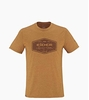 Eider Mens Yulton Tee 2.0 Dark Rust Corporate