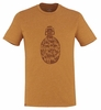 Eider Mens Yulton Tee 2.0 Dark Rust Flask