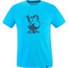 Eider Mens Yulton Tee 2.0 Effusion Blue Duck