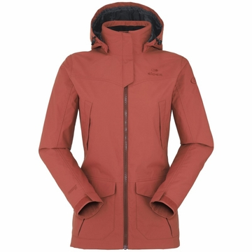 Eider Womens Acadia Warm Jacket Ayers Rock
