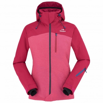 Eider Womens Aoraki Jacket 3.0 Midnight Rose