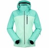 Eider Womens Aoraki Jacket 3.0 Sea Breeze/ Arctic Ocean