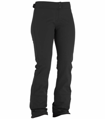 Eider Womens Baqueira Black/ Noir Pants