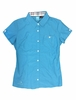 Eider Womens Batang Shirt 2.0 Carribean Sea (Close Out)