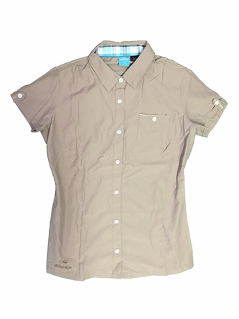 Eider Womens Batang Shirt Faint Brown
