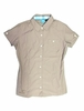 Eider Womens Batang Shirt Faint Brown (Close Out)
