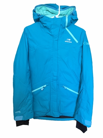 Eider Womens Blackcomb Jacket Cockatoo Blue