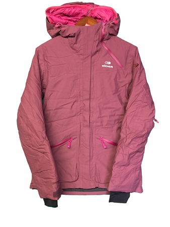 Eider Womens Blackcomb Jacket Wine Lover