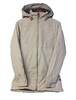 Eider Womens Capitol Reef Long Jacket Clay Brown