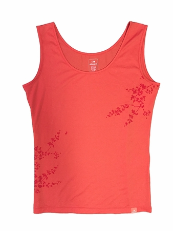 Eider Womens Creek Lake Tank 2.0 Poppy
