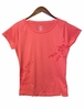 Eider Womens Creek Lake Tee 2.0 Poppy