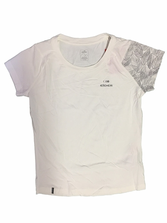 Eider Womens Creek Lake Tee White/ Blanc