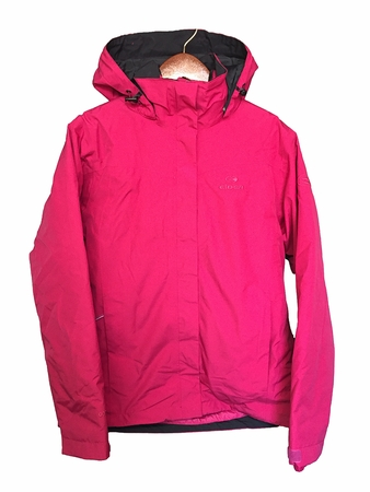 Eider Womens Denali 3 in 1 Jacket Midnight Rose