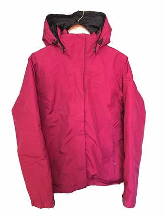 Eider Womens Denali 3 in 1 Jacket Rose Wine