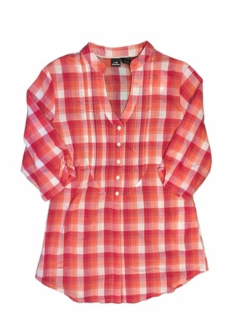 Eider Womens Elsewhere Shirt Cherry Rose