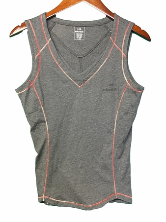 Eider Womens Enjoy Tank 2.0 Dark Grey