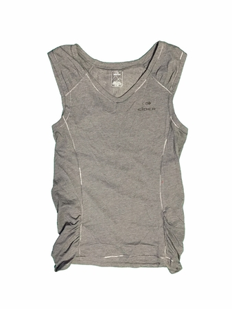 Eider Womens Enjoy Tank Gris Graphite