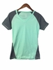 Eider Womens Enjoy Tee 2.0 Fresh Mint/ Petrol